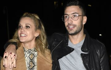 Giovanni Pernice Ashley Roberts Splash News