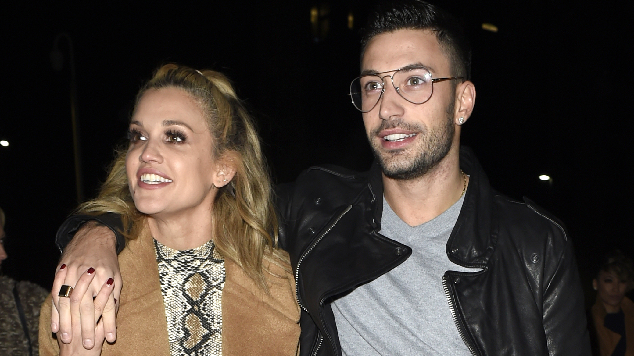 Strictly's Giovanni Pernice announces shock split from Ashley Roberts