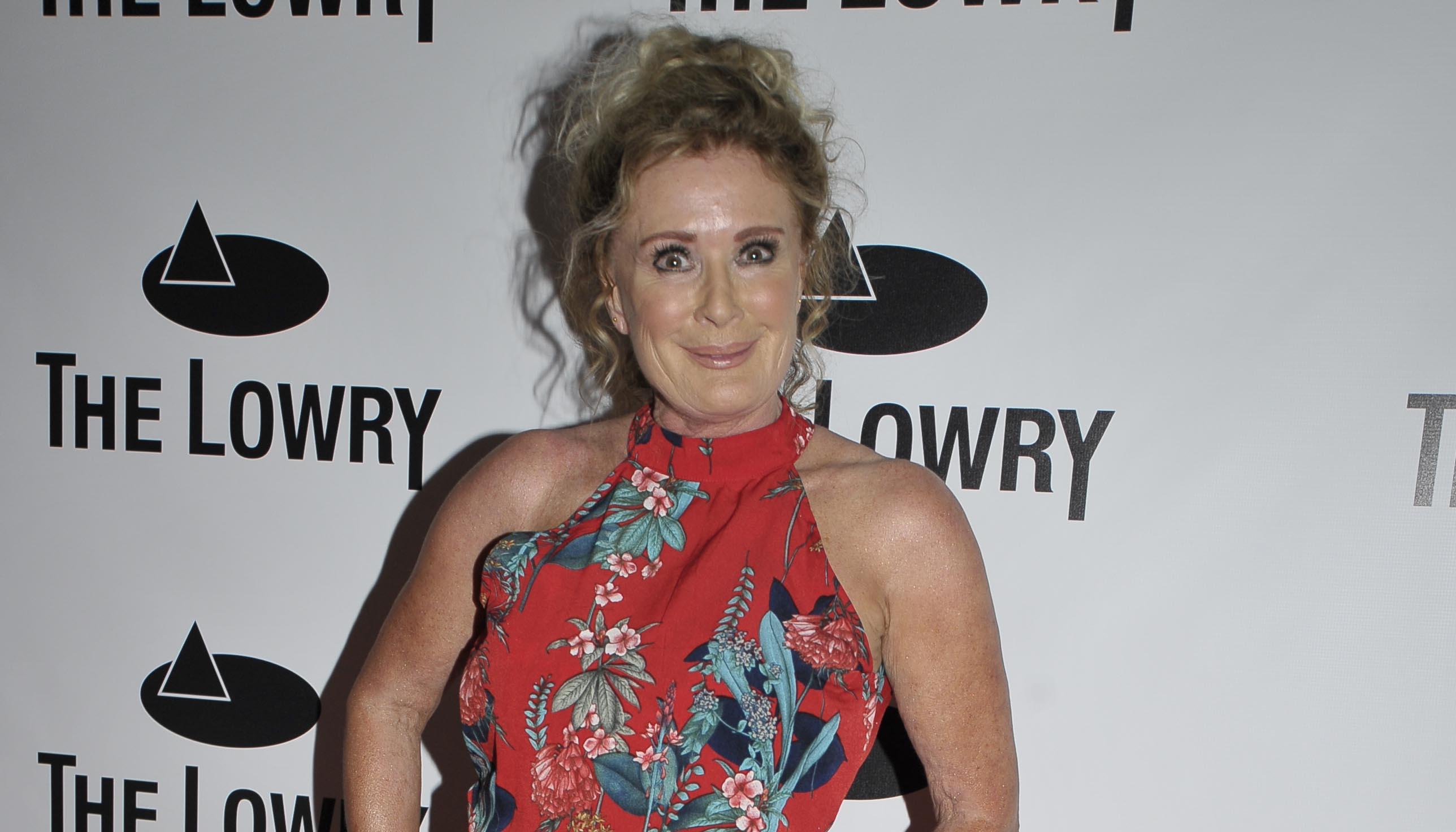 Coronation Street's Beverley Callard reveals fury when husband swore at a fan