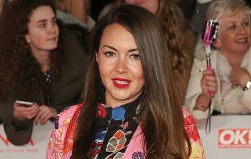 Lacey Turner at The National Television Awards 2018