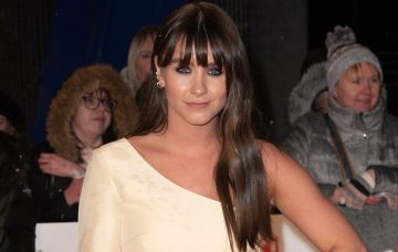 The National Television Awards at The O2 arena on January 22 2019 in London, England Pictured: Brooke Vincent Ref: SPL5057504 220119 NON-EXCLUSIVE Picture by: SplashNews.com Splash News and Pictures Los Angeles: 310-821-2666 New York: 212-619-2666 London: 0207 644 7656 Milan: 02 4399 8577 photodesk@splashnews.com World Rights, No France Rights