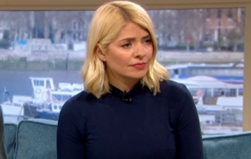Holly W on This Morning