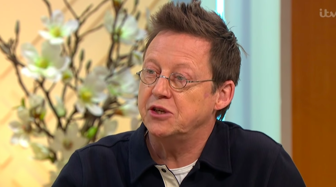 Presenter Simon Mayo heavily hints BBC gave him the heave-ho after 37 years