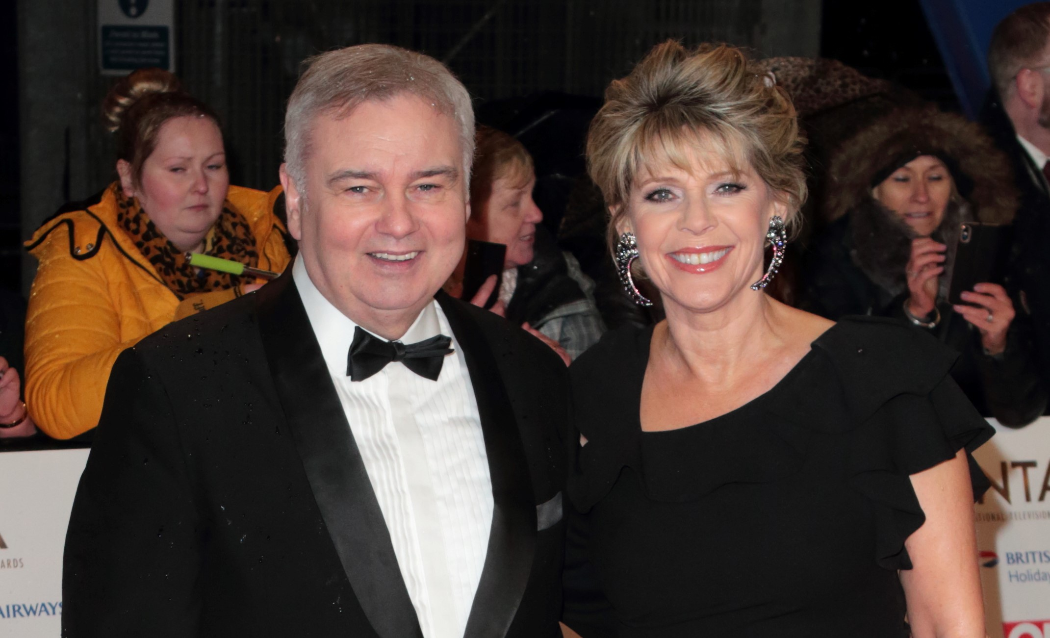 Fans delighted to see Ruth Langsford and Eamonn Holmes 'taking a well-deserved break'