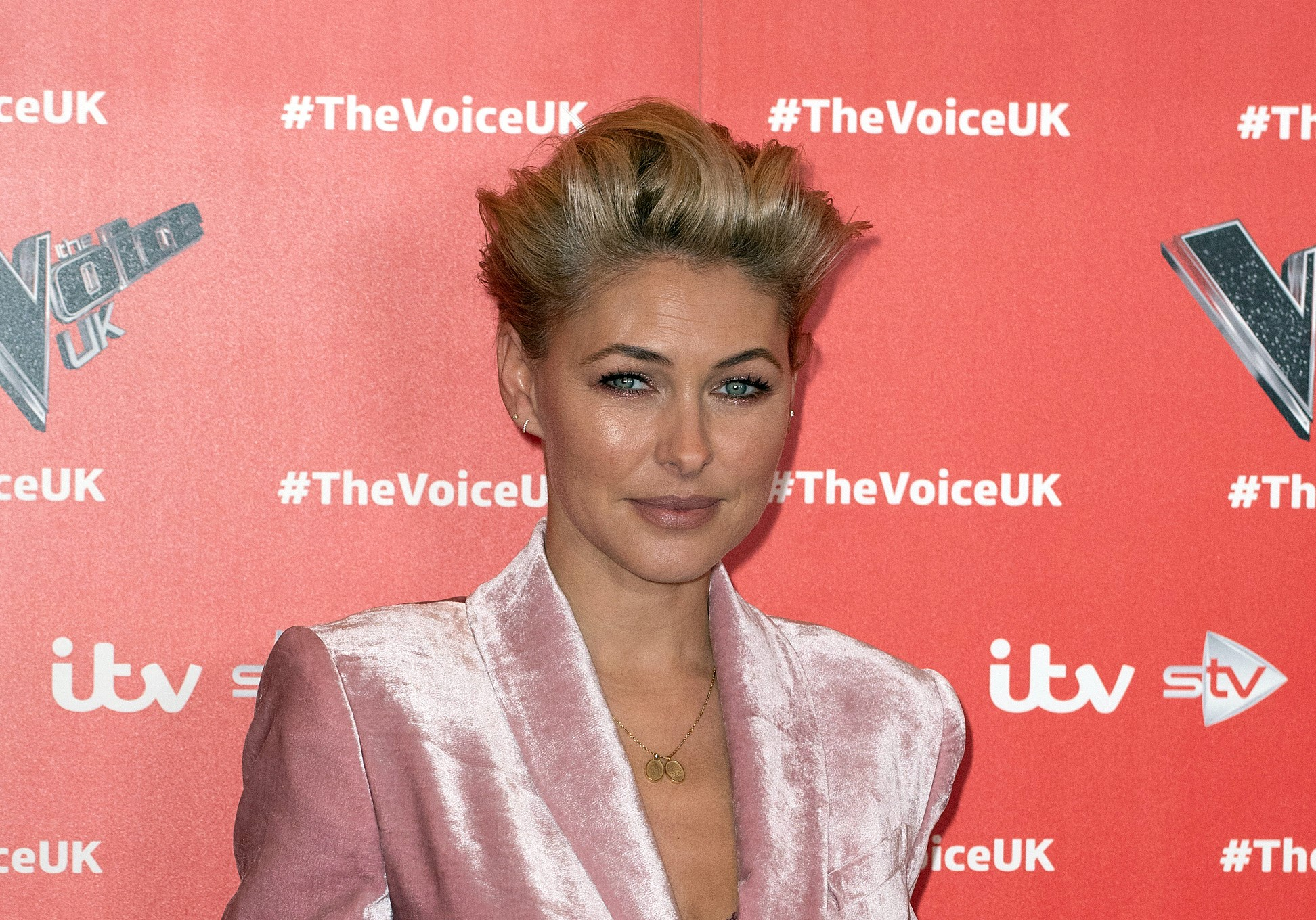 Emma Willis piles on the PDA in romantic message for hubby Matt