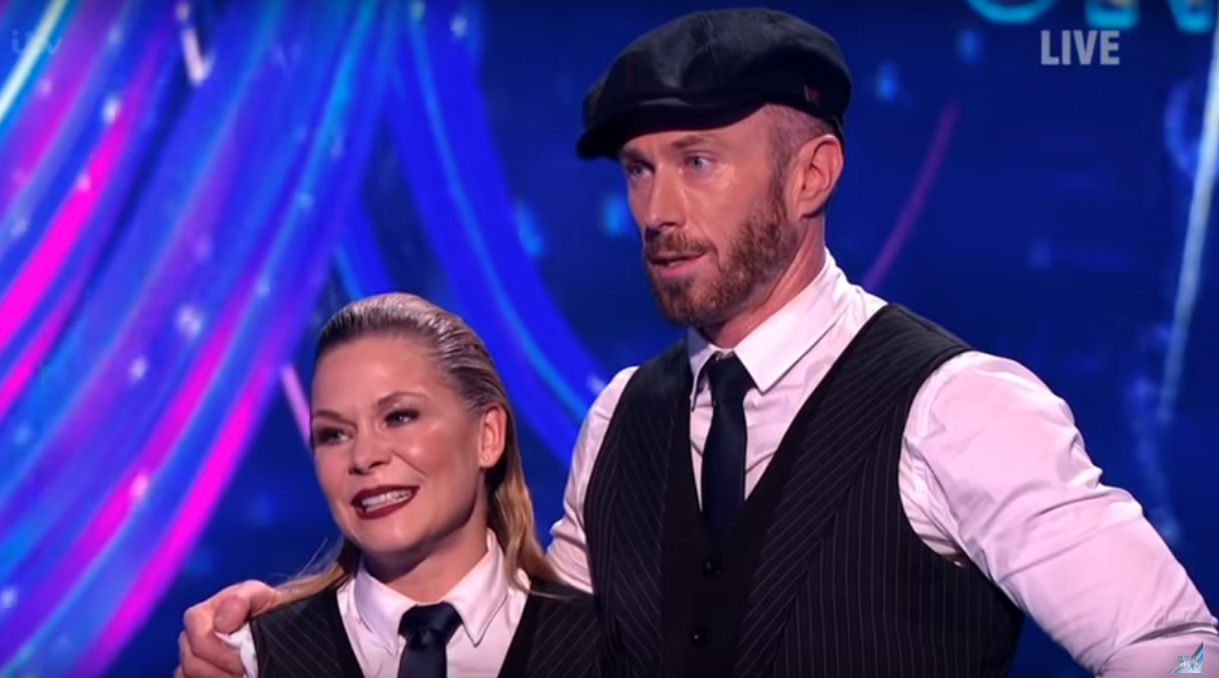 James Jordan 'could miss out on the rest of Dancing On Ice due to injury'