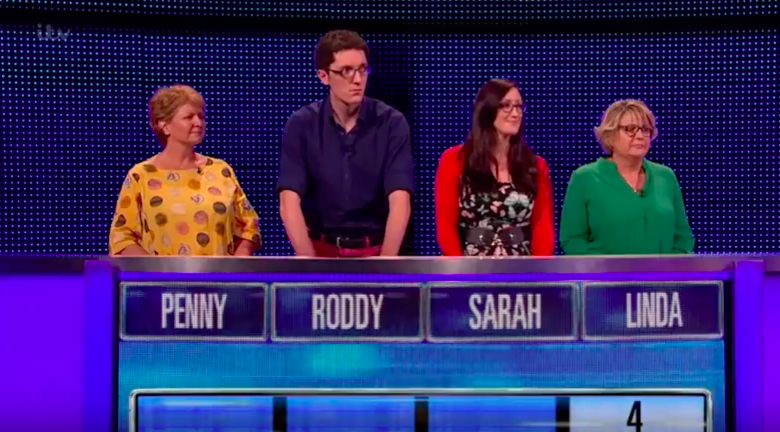 The Chase contestants