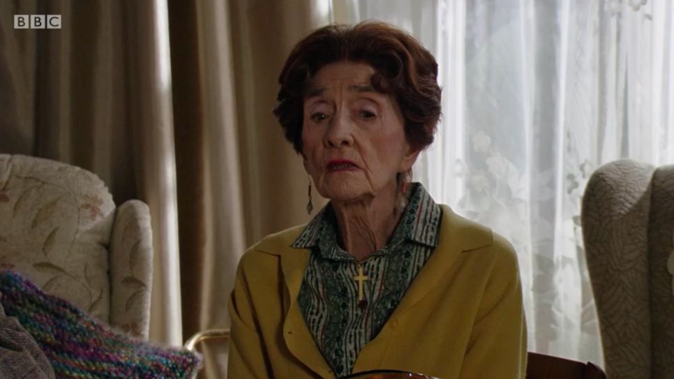 EastEnders fans fear Dot Cotton will die this winter