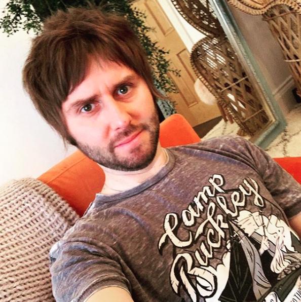 James Buckley (Credit: Instagram @buxtagram)