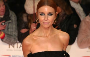 Stacey Dooley at the National Television Awards