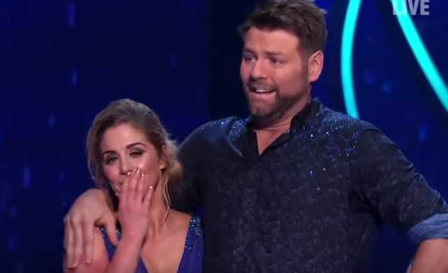 Brian McFadden laughs off Dancing On Ice fall after his exit