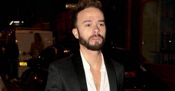 Coranation Street Jack P. Shepherd spotted heading home with friends after the Inside Soap Awards in London, UK. Pictured: Jack P. Shepherd Ref: SPL5035494 231018 NON-EXCLUSIVE Picture by: SplashNews.com Splash News and Pictures Los Angeles: 310-821-2666 New York: 212-619-2666 London: 0207 644 7656 Milan: 02 4399 8577 photodesk@splashnews.com World Rights