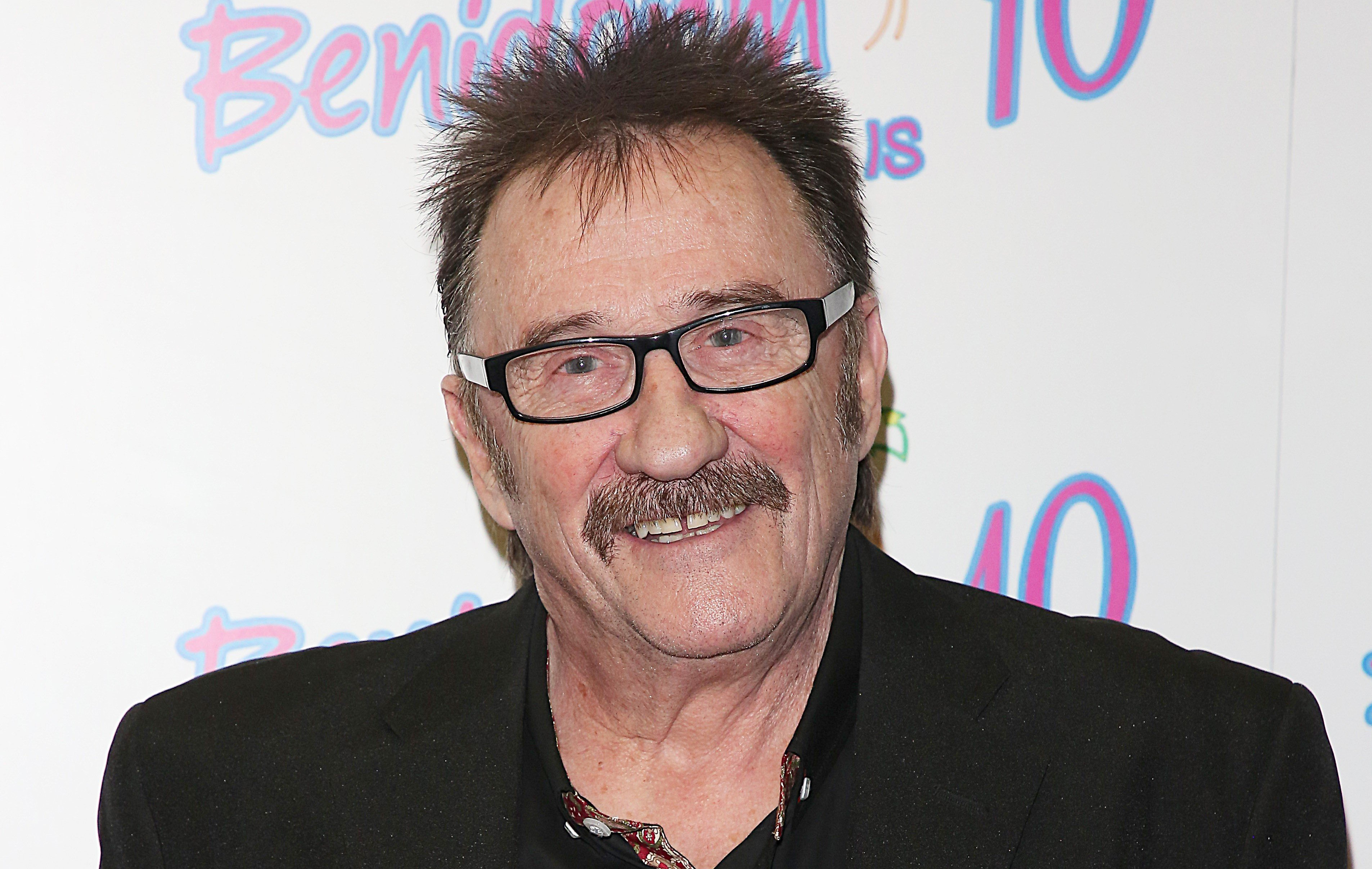 Paul Chuckle shares holiday pictures with EastEnders star Adam Woodyatt
