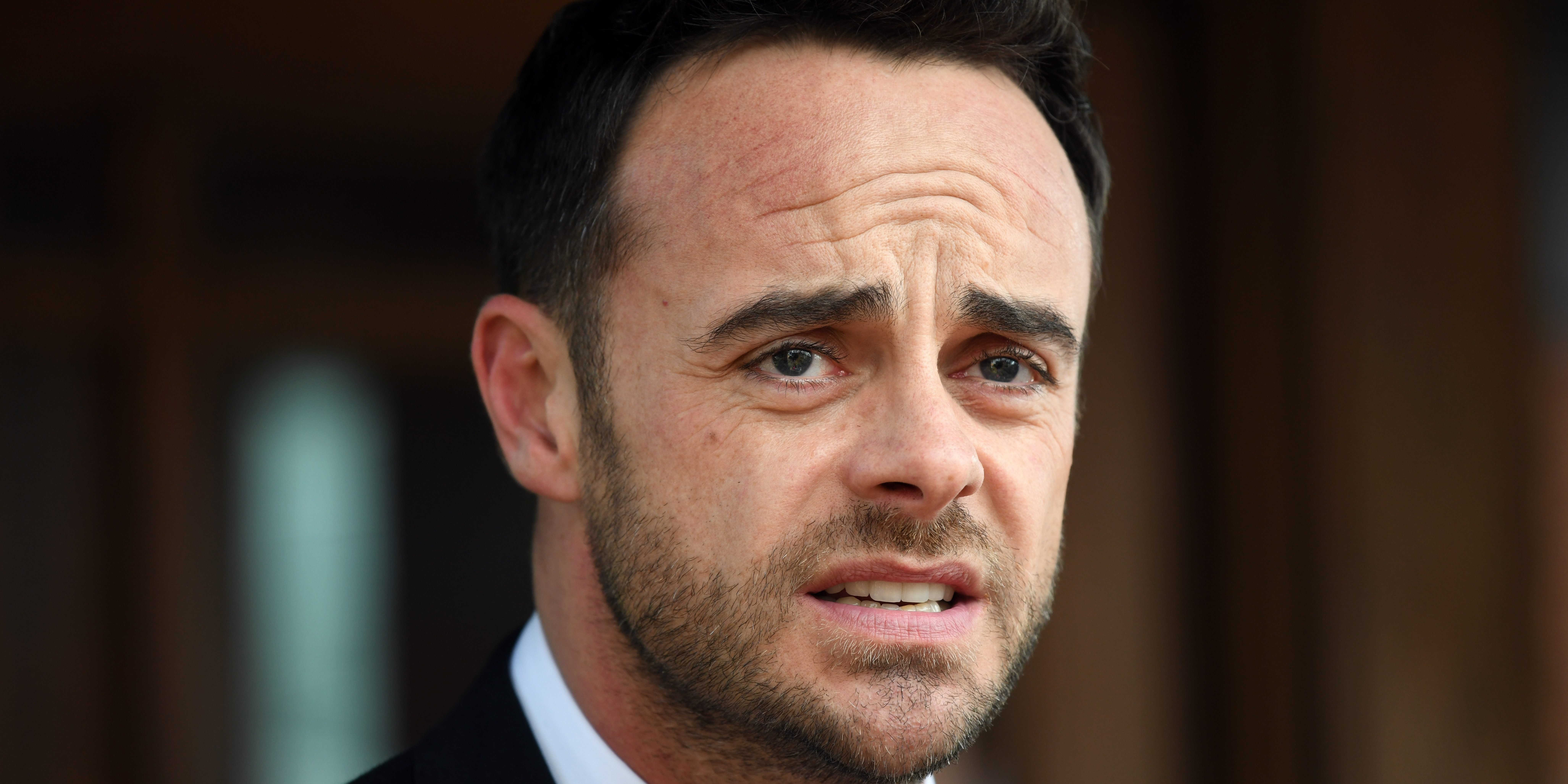 Ant McPartlin makes social media return as he prepares for TV comeback next month