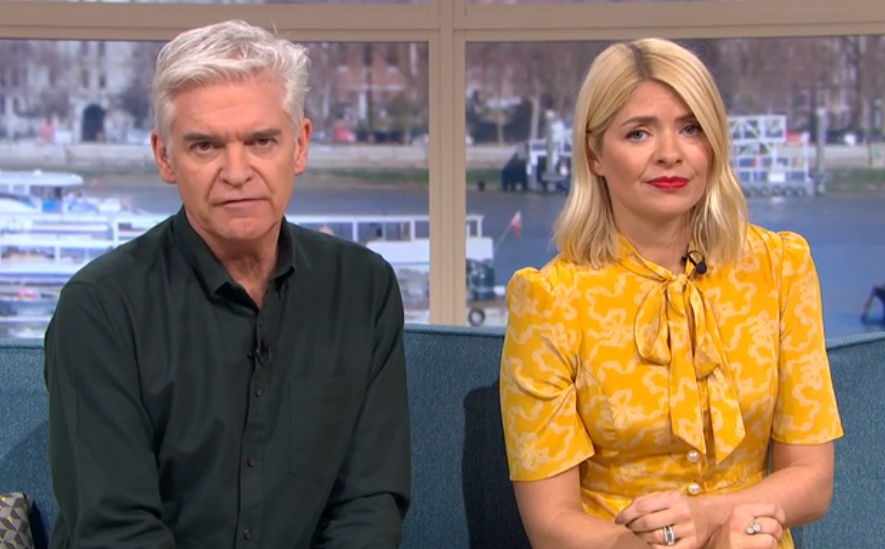 Phillip Schofield, Holly Willoughby