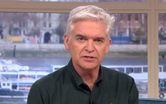 Phillip Schofield reveals wild past in unearthed interview