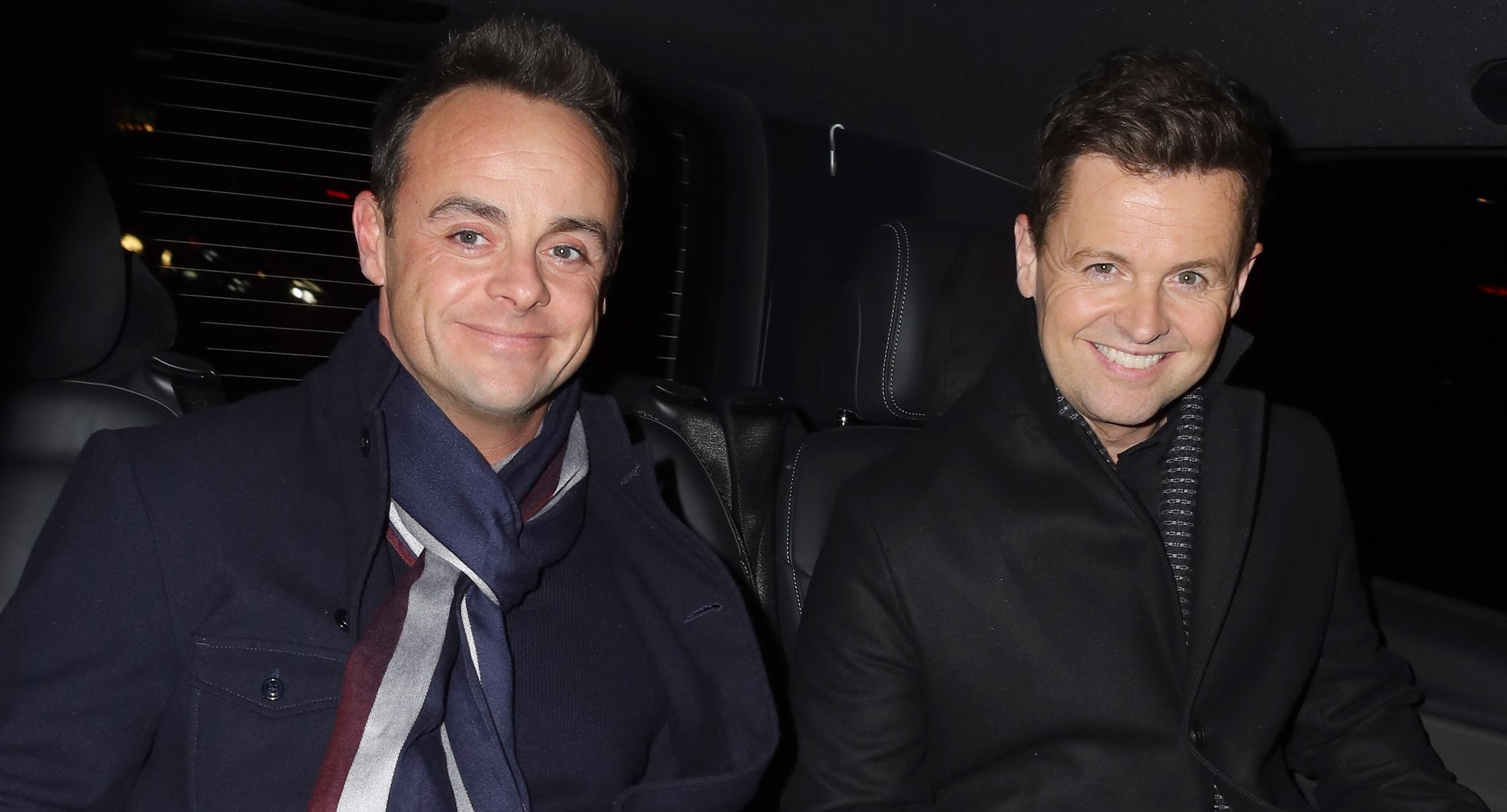 Ant and Dec admit they 'nearly split' last year