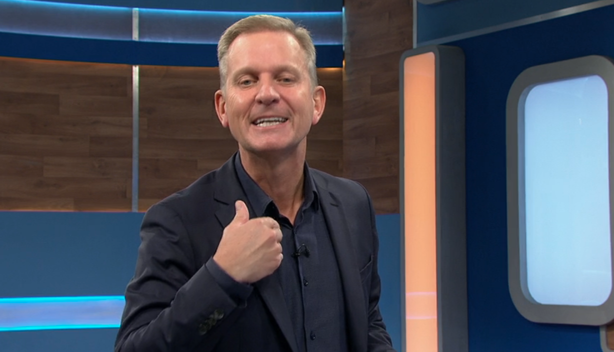 Jeremy Kyle viewers in hysterics over audience member's fake tan mishap