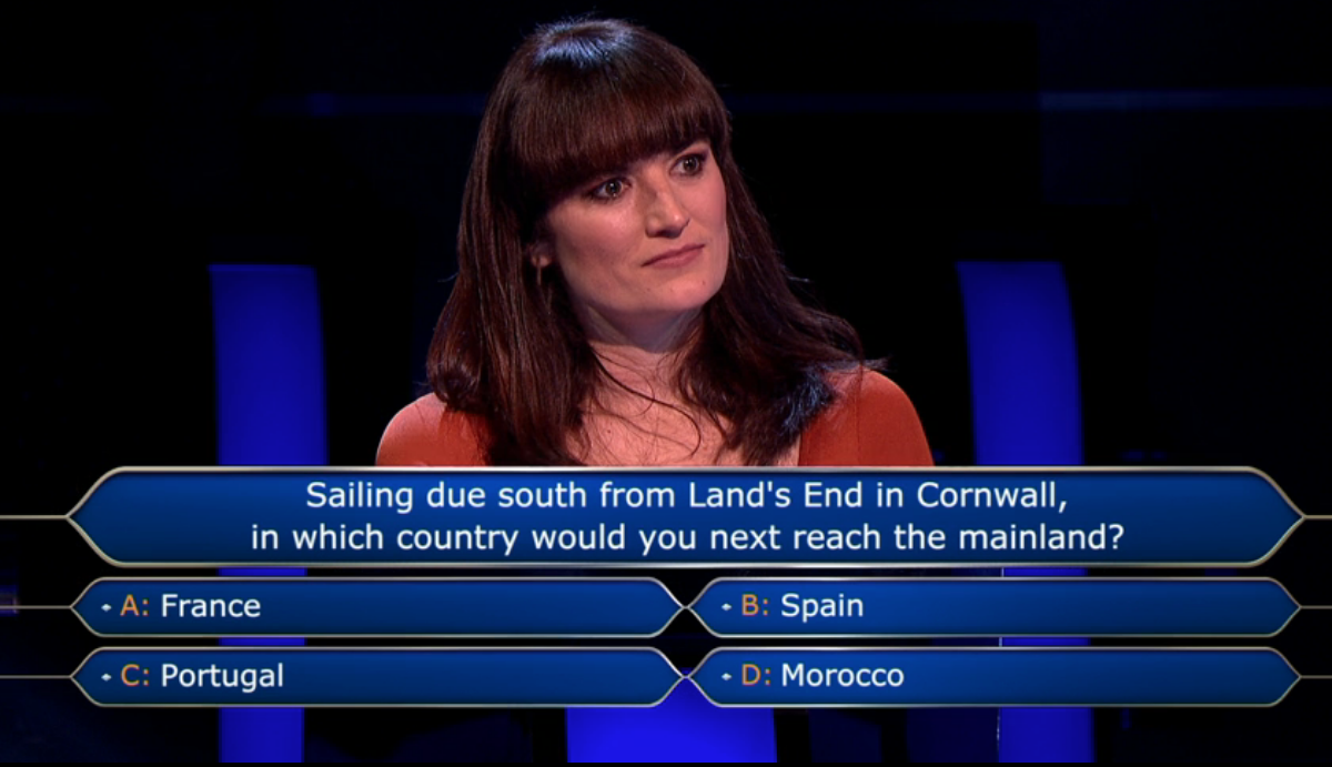Who Wants to Be a Millionaire? (Credit: ITV Hub)