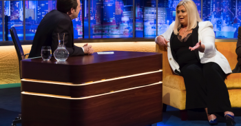 Gemma Collins on The Jonathan Ross Show