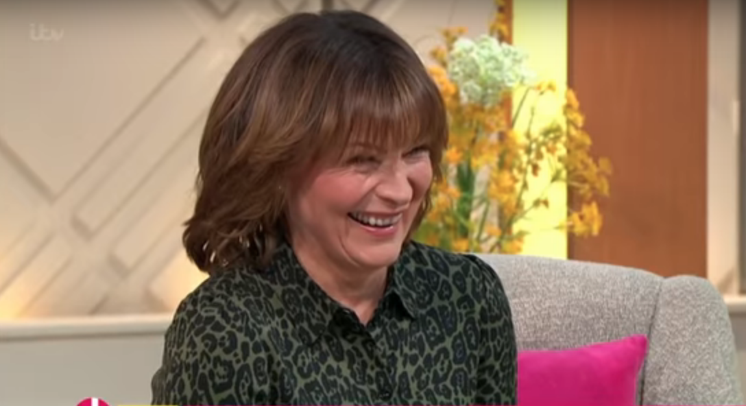 Lorraine thanks fans for highest viewing figures in almost a decade