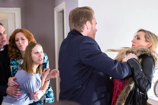 Coronation Street fans slam soap for recycling ANOTHER storyline with slavery plot