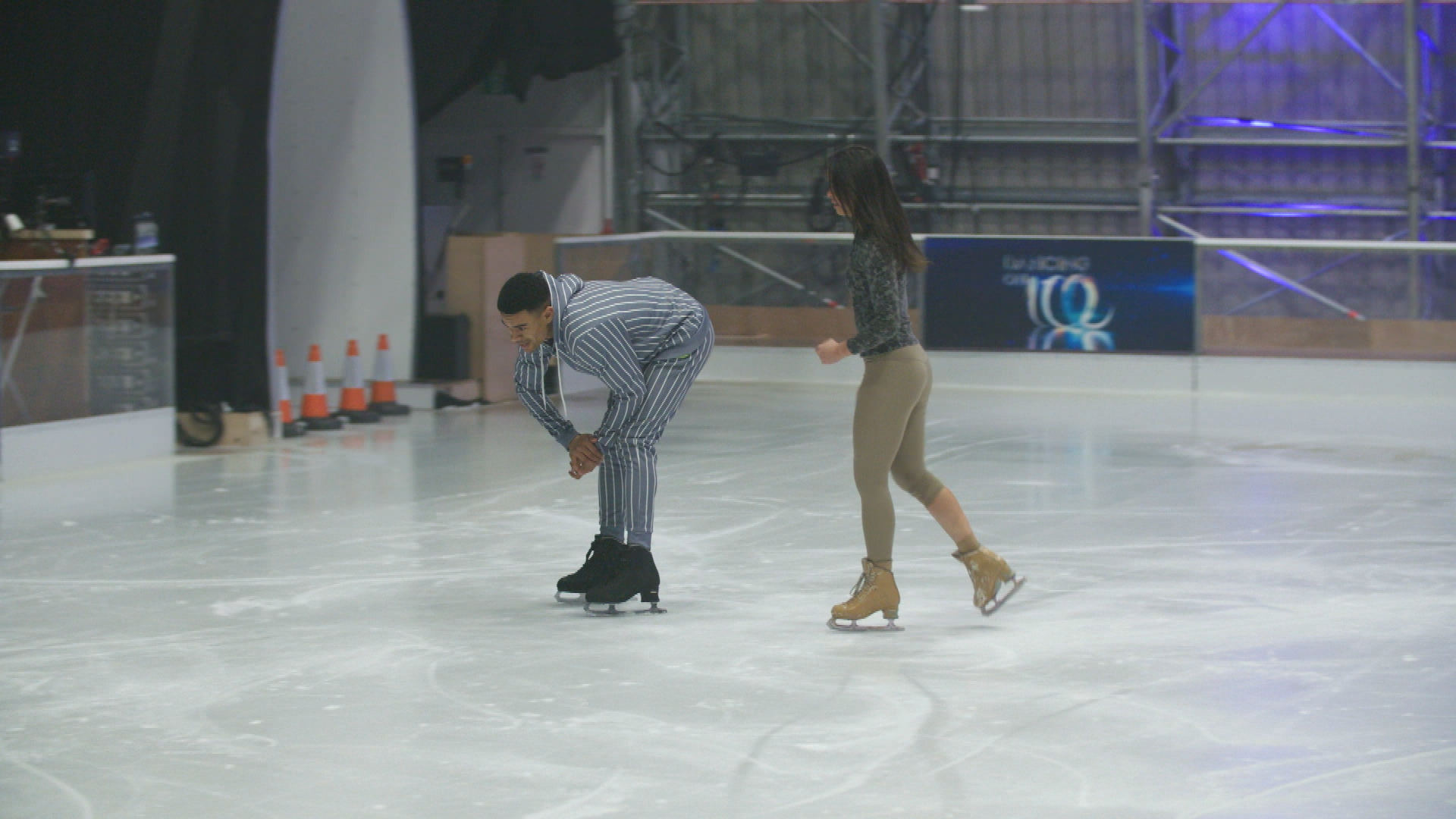 ITV: Dancing on Ice victor already decided?