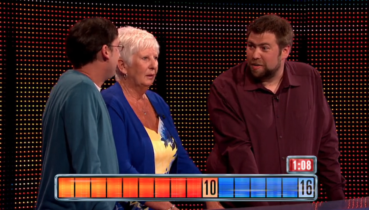 The Chase (Credit: ITV Hub)
