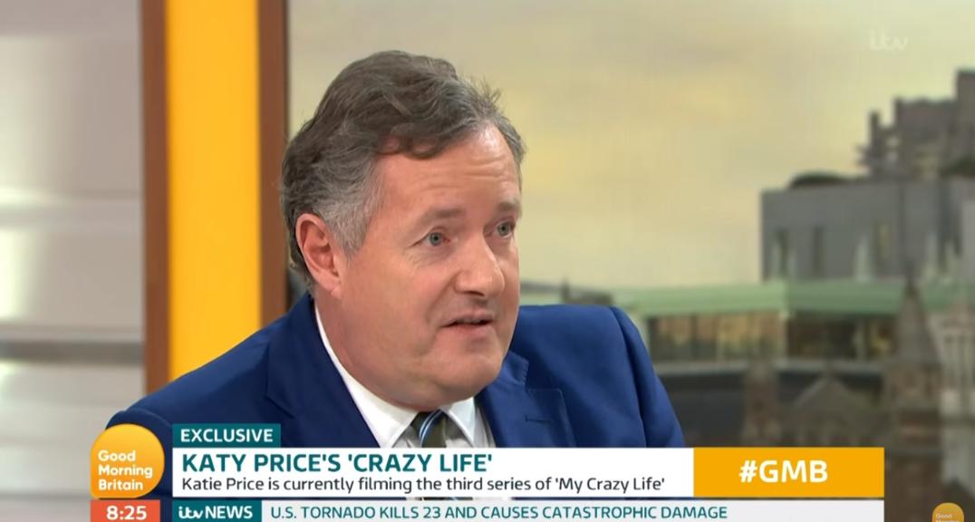 Piers Morgan reveals why he admires Katie Price