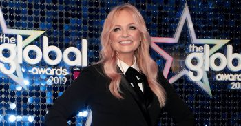 Global Awards 2019, London, UK Pictured: Emma Bunton Ref: SPL5070593 070319 NON-EXCLUSIVE Picture by: SplashNews.com Splash News and Pictures Los Angeles: 310-821-2666 New York: 212-619-2666 London: 0207 644 7656 Milan: 02 4399 8577 photodesk@splashnews.com World Rights