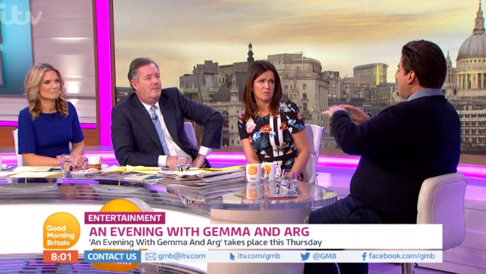 Arg on GMB