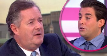 Piers Morgan/Arg on GMB