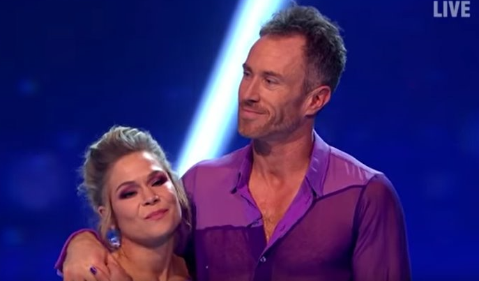 Dancing On Ice winner James Jordan asked to DROP OUT of the final after bad injury