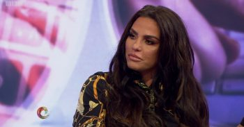 Katie Price talks about online bullying towards her son Harvey on 'Victoria Derbyshire'. Broadcast on BBC Two