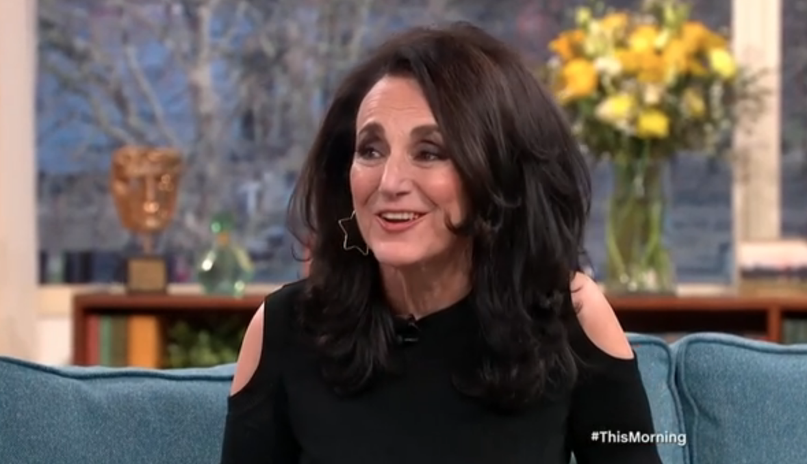 Birds of a Feather star Lesley Joseph claims sitcom HASN'T been axed