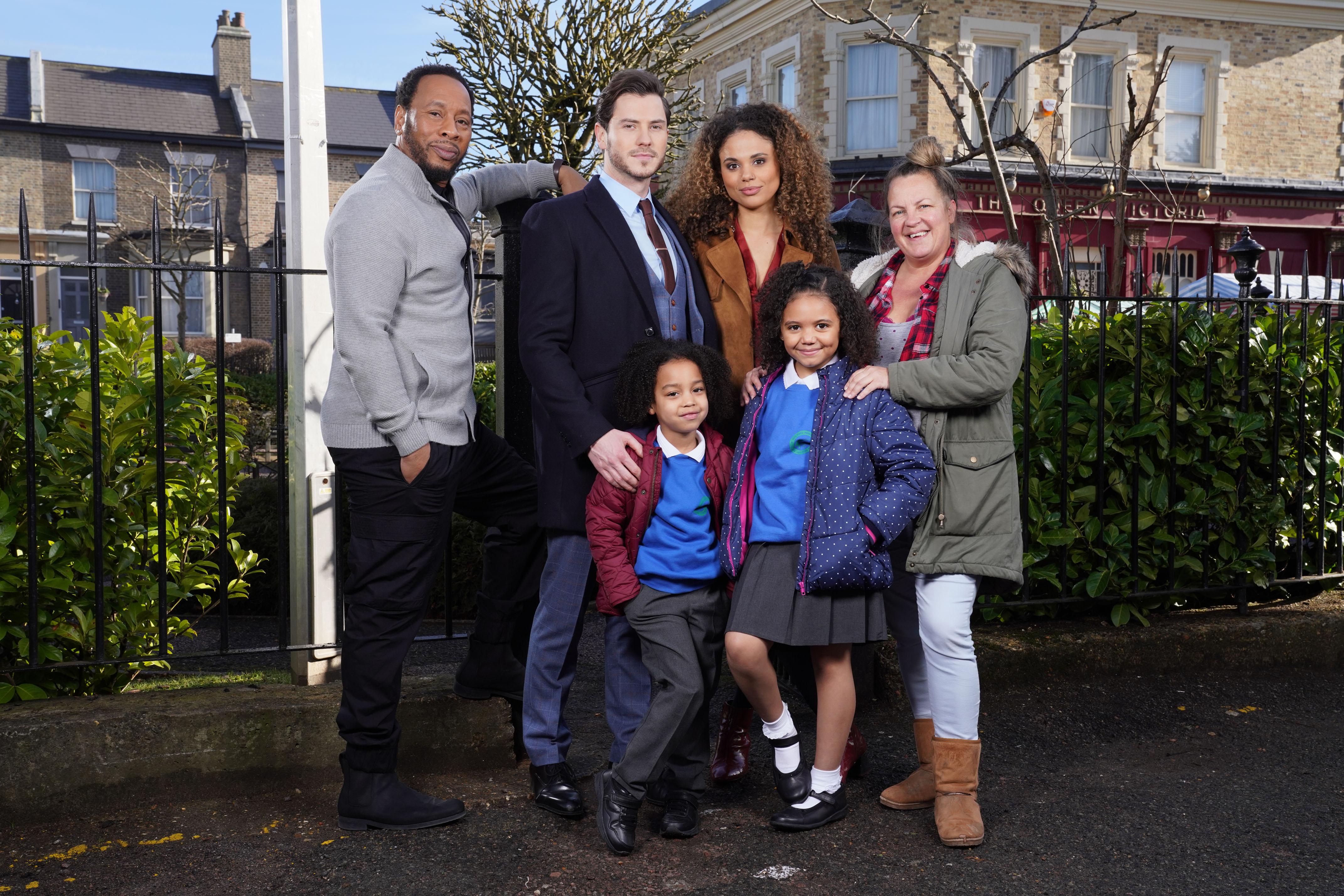 EastEnders SPOILER: Meet the new Atkins family