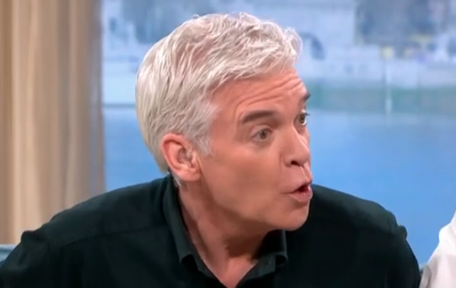 Phillip Schofield stunned by Casualty star's reason for not signing up for Dancing On Ice