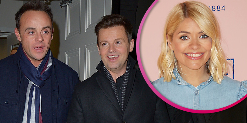 Ant and Dec miss out on prestigious TRIC Award to Holly Willoughby