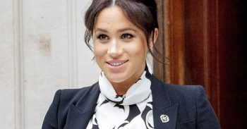 Meghan Markle Duchess Of Sussex At International Womens Day