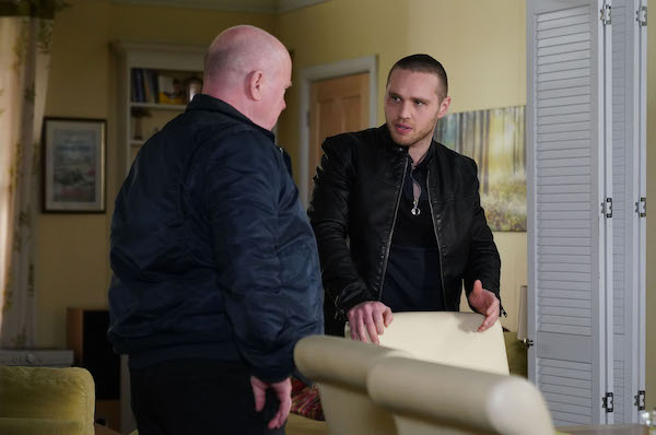 EastEnders' Danny Walters teases Keanu's fate when Phil Mitchell discovers Sharon affair