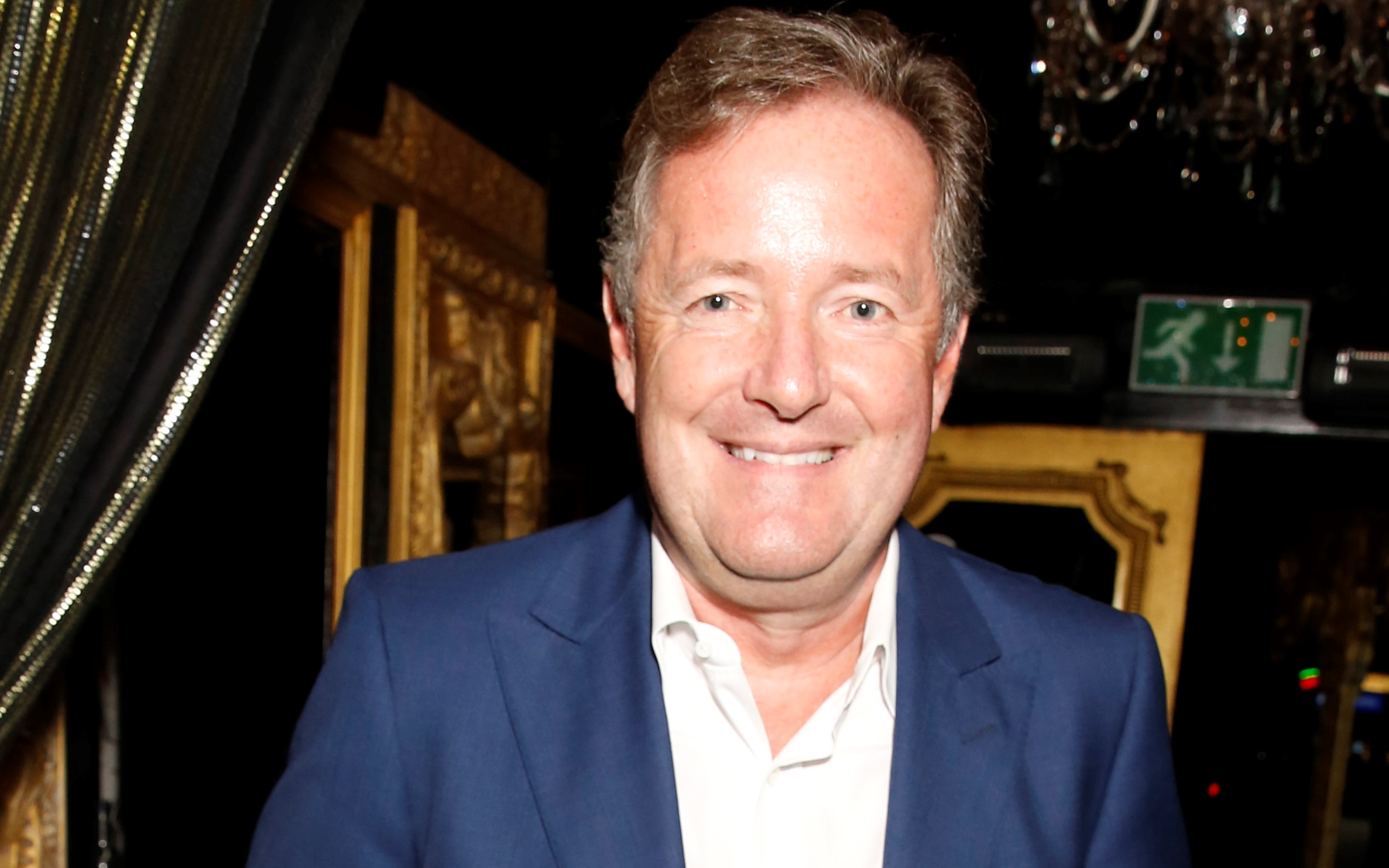 Piers Morgan thrills fans as he shares sweet photo with son and Mark Wright