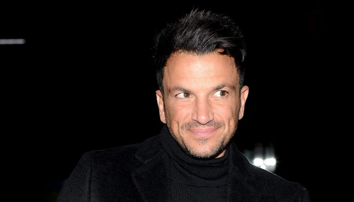 Peter Andre up for Hollywood acting prize after playing heroin addict