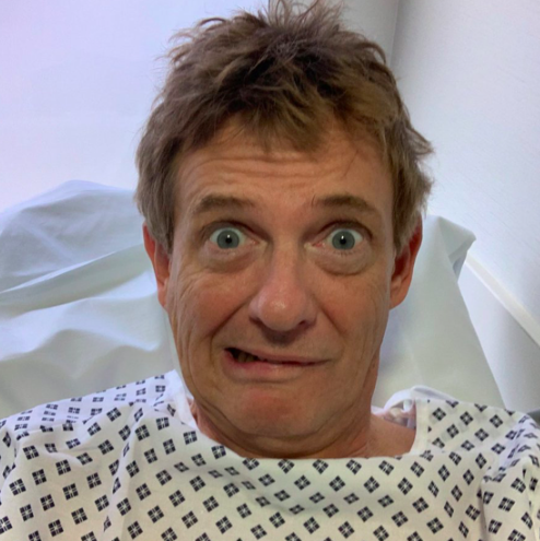 Matthew Wright in hospital @Matthew_Wright