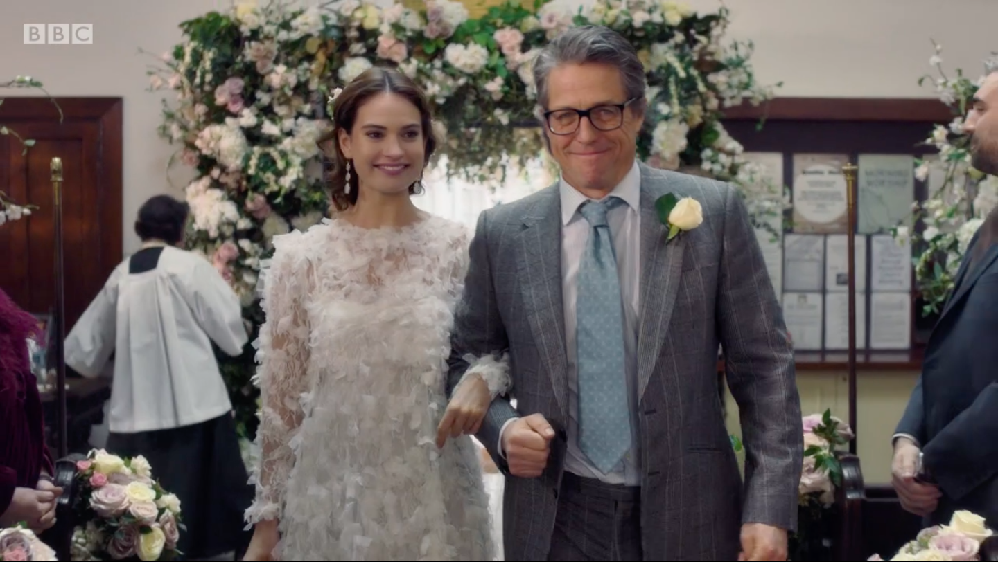 Delighted viewers in tears over Comic Relief's Four Weddings reunion special