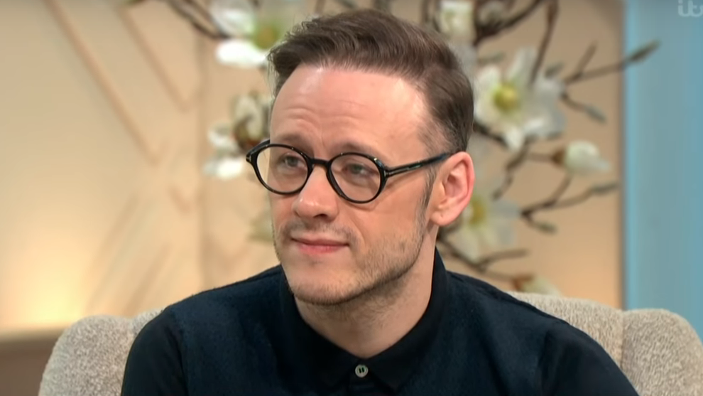 Kevin Clifton (Credit: Lorraine YouTube)