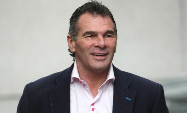 Paddy Doherty outside the ITV studios London, England - 14.02.12 Featuring: Paddy Doherty Where: London, United Kingdom When: 14 Feb 2012 Credit: WENN