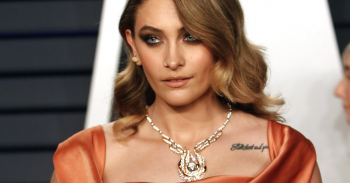 2019 Vanity Fair Oscar Party following the 91st Academy Awards at the Wallis Annenberg Center for the Performing Arts in Beverly Hills, California. Featuring: Paris Jackson Where: Beverly Hills, California, United States When: 24 Feb 2019 Credit: Regina Wagner/Future Image/WENN.com **Not available for publication in Germany**