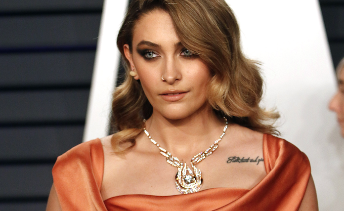 Fears for Paris Jackson amid reports of hospitalisation