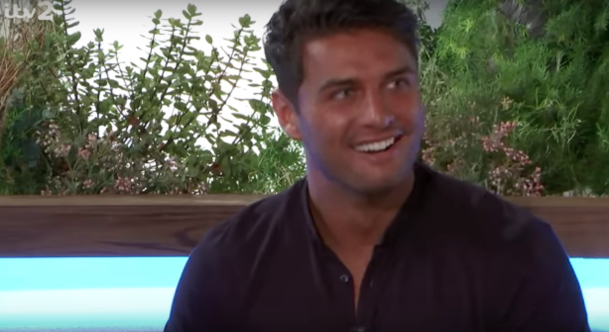 Mike Thalassitis (Love Island YouTube))
