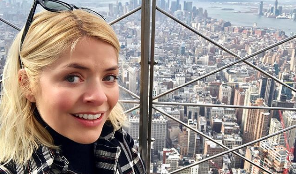 Holly Willoughby fans fear she could be heading to the US for a new TV job